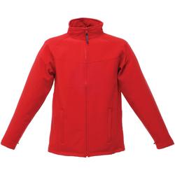 Vêtements Homme Coupes vent Regatta Uproar Rouge classique/Gris