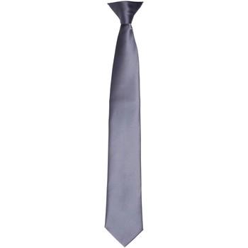 Vêtements Homme Cravates et accessoires Premier Satin Acier