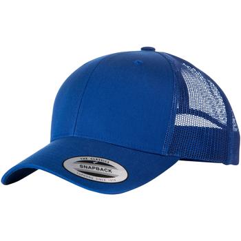 Accessoires textile Casquettes Yupoong YP023 Bleu roi vif