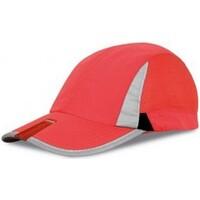 Accessoires textile Casquettes Spiro Baseball Rouge/Noir