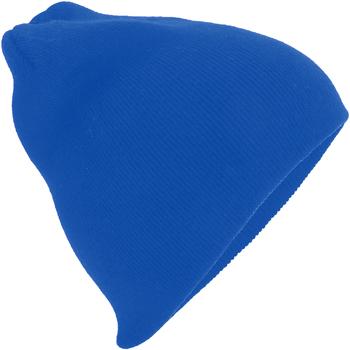 Accessoires textile Bonnets Beechfield B44 Bleu roi