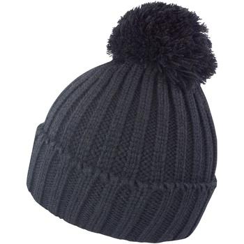 Accessoires textile Bonnets Result Beanie Noir