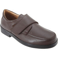 Chaussures Homme Mocassins Roamers Wide Fit Marron