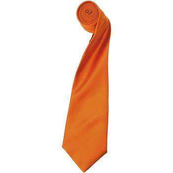 Vêtements Homme Cravates et accessoires Premier Satin Orange