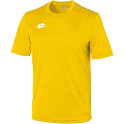 Vêtements Enfant T-shirts manches courtes Lotto Jersey Jaune