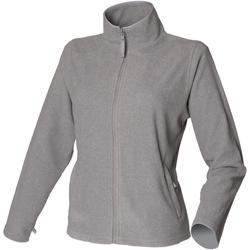 Vêtements Femme Polaires Henbury HB851 Gris