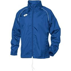 Vêtements Enfant Coupes vent Lotto LT36B Bleu roi / blanc