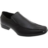Chaussures Homme Mocassins Us Brass Gusset Noir