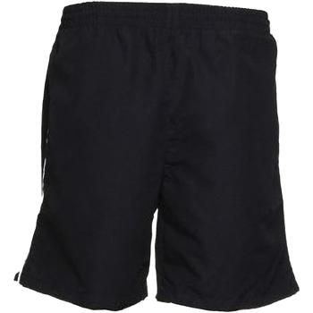 Vêtements Homme Shorts / Bermudas Gamegear Track Noir/Blanc