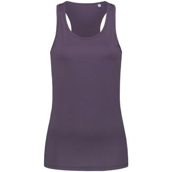 Vêtements Femme Débardeurs / T-shirts sans manche Stedman Active Violet