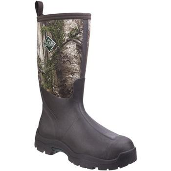 Chaussures Bottes de pluie Muck Boots  Marron