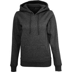 Vêtements Femme Sweats Build Your Brand Pullover Noir