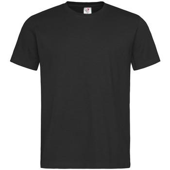 Vêtements Homme T-shirts manches courtes Stedman Comfort Noir