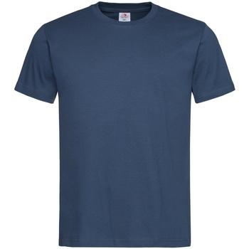 Vêtements Homme T-shirts manches courtes Stedman Classics Bleu marine