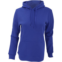 Vêtements Femme Sweats Russell Sweatshirt à capuche BC2730 Bleu roi vif