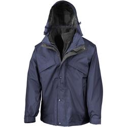 Vêtements Homme Coupes vent Result R68X Bleu marine