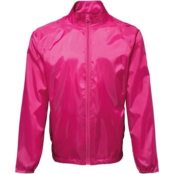 Vêtements Homme Coupes vent 2786 TS010 Rose