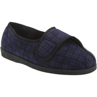 Chaussures Homme Chaussons Comfylux  Bleu marine
