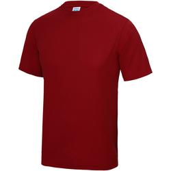 Vêtements Enfant T-shirts manches courtes Just Cool JC01J Rouge
