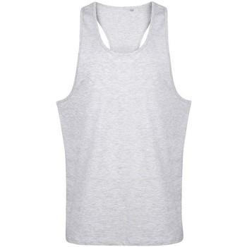 Vêtements Homme Débardeurs / T-shirts sans manche Tanx  Gris