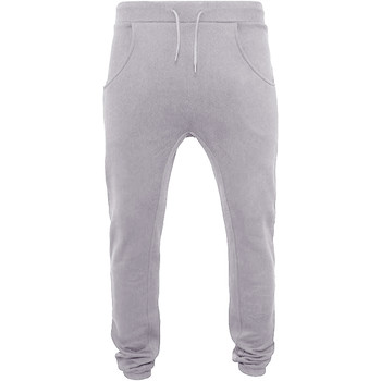 Vêtements Homme Pantalons de survêtement Build Your Brand BY013 Gris