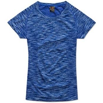 Vêtements Femme T-shirts manches courtes Stedman Seamless Bleu