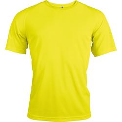 Vêtements Homme T-shirts manches courtes Kariban Proact Proact Jaune fluo