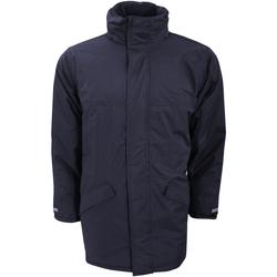 Vêtements Homme Parkas Result R207X Bleu marine