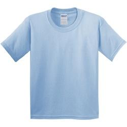 Vêtements Enfant T-shirts manches courtes Gildan 5000B Bleu clair