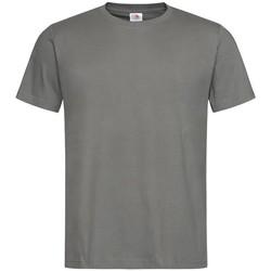 Vêtements Homme T-shirts manches courtes Stedman Classics Gris foncé