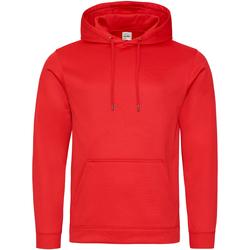 Vêtements Sweats Awdis JH006 Rouge feu