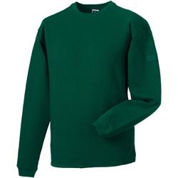Vêtements Homme Sweats Russell Sweatshirt de travail BC1050 Vert bouteille