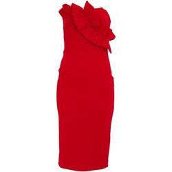 Vêtements Femme Robes courtes Girls On Film  Rouge
