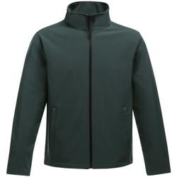 Vêtements Homme Polaires Regatta RG627 Vert foncé/noir