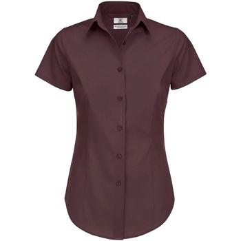 Vêtements Femme Chemises / Chemisiers B And C Formal Rouge