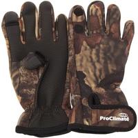 Accessoires textile Homme Gants Floso Premium Camouflage