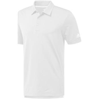 Vêtements Homme Polos manches courtes adidas Originals Ultimate 365 Blanc