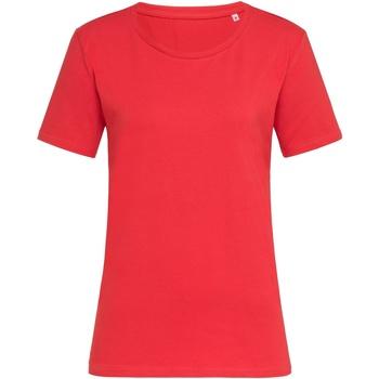 Vêtements Femme T-shirts manches courtes Stedman Stars Rouge