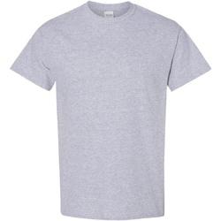 Vêtements Homme T-shirts manches courtes Gildan Heavy Gris