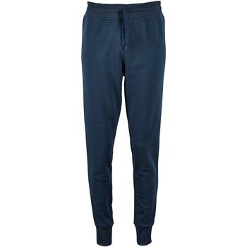 Vêtements Femme Pantalons de survêtement Sols Slim Fit Bleu marine