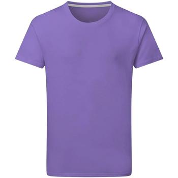 Vêtements Homme T-shirts manches courtes Sg Perfect Violet clair
