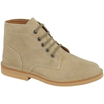 Chaussures Homme Boots Roamers  Taupe