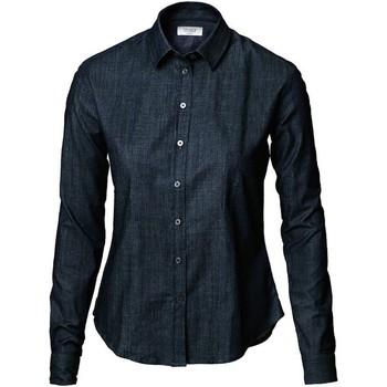 Vêtements Femme Chemises / Chemisiers Nimbus Casual Bleu foncé