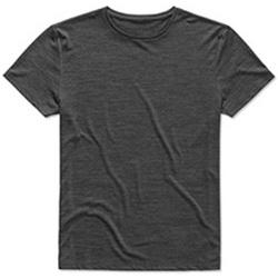 Vêtements Homme T-shirts manches courtes Stedman Active Gris Foncé