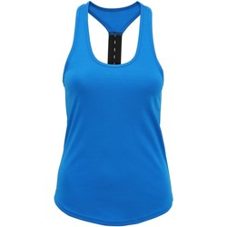 Vêtements Femme Débardeurs / T-shirts sans manche Tridri Performance Saphir