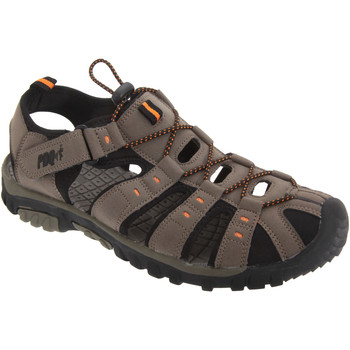 Chaussures Homme Sandales sport Pdq  Taupe/Orange