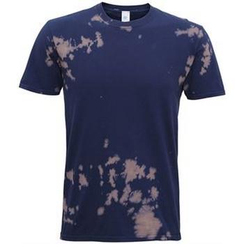 Vêtements T-shirts manches courtes Colortone TD09M Bleu marine