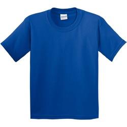 Vêtements Enfant T-shirts manches courtes Gildan 5000B Bleu royal