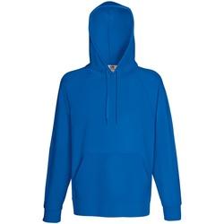 Vêtements Homme Sweats Fruit Of The Loom 62140 Bleu roi