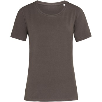 Vêtements Femme T-shirts manches courtes Stedman Stars Marron